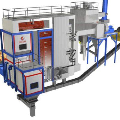 Kohlbach BIO-WKK (warmtekrachtkoppeling)